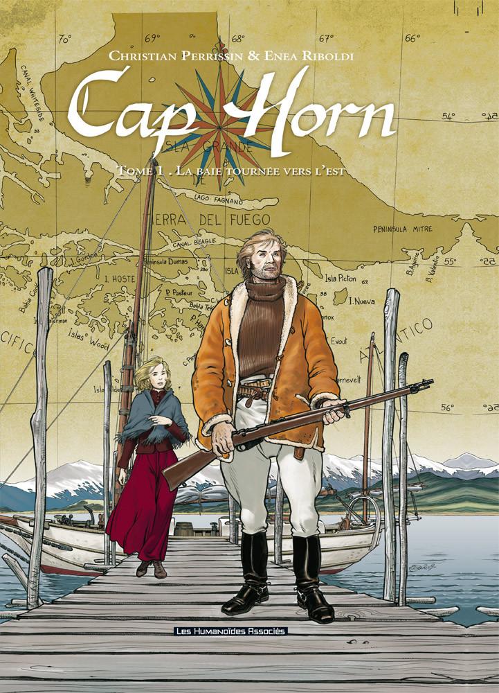 Cap Horn - Numérique T1 : La Baie tournée vers l'Est