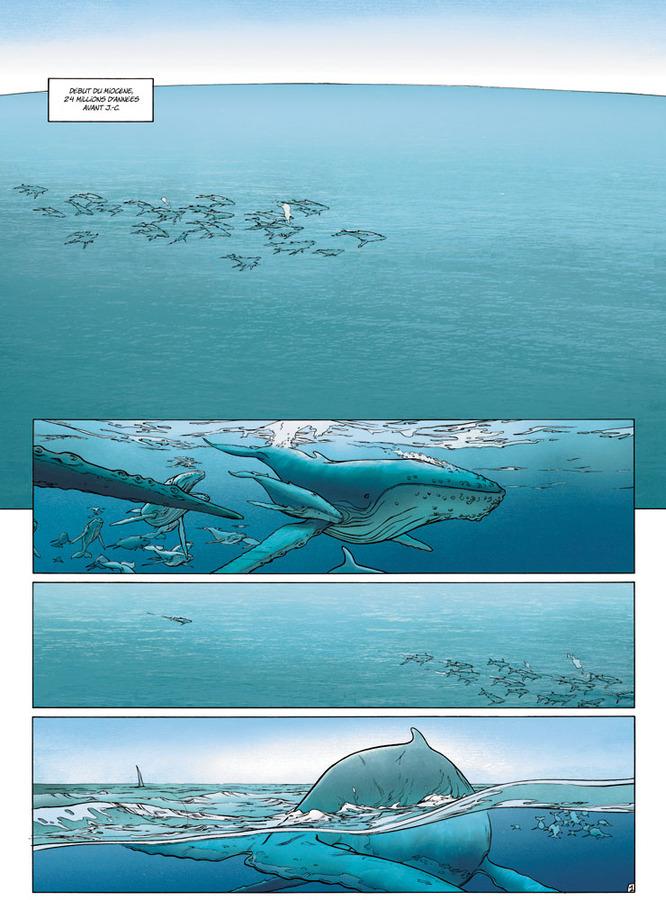 Extrait 0 : Carthago - Numérique T1 : Le Lagon de Fortuna
