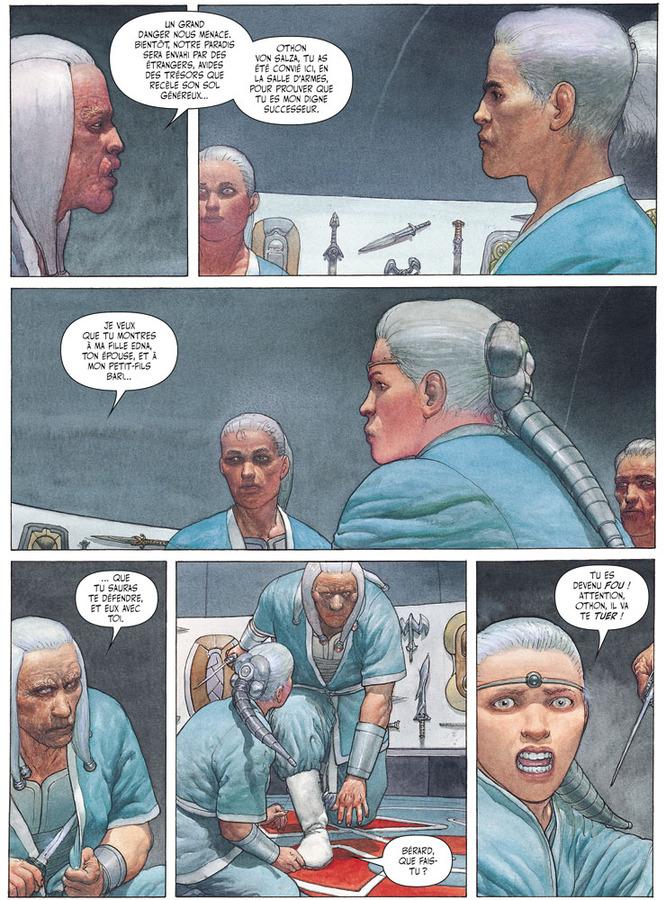 Extrait 1 : Castaka - Numérique T1 : Le Premier Ancêtre