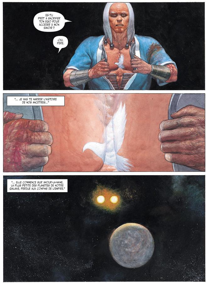 Extrait 2 : Castaka - Numérique T1 : Le Premier Ancêtre