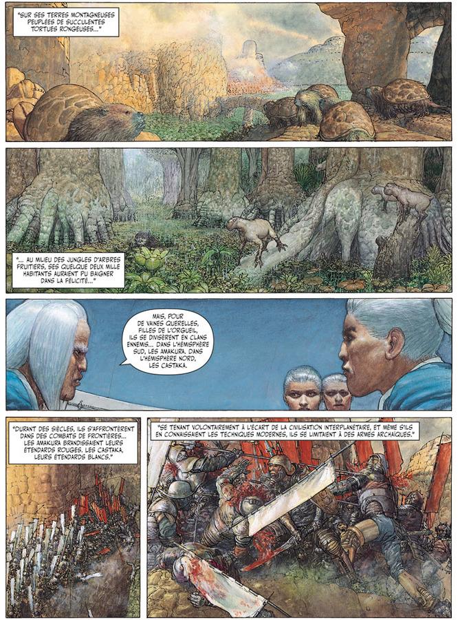 Extrait 3 : Castaka - Numérique T1 : Le Premier Ancêtre