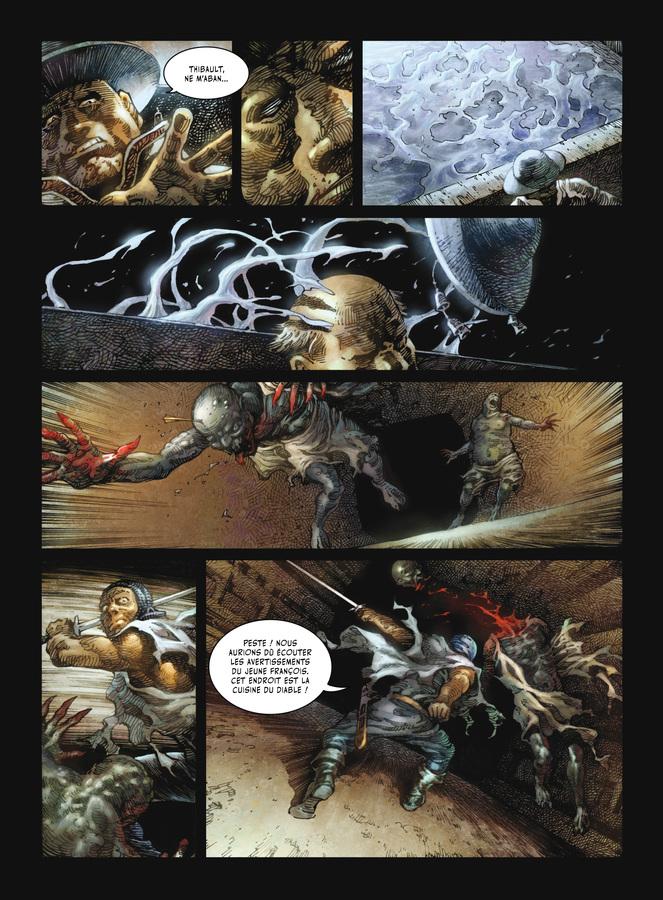 Extrait 3 : Crusades - Numérique T2 : La Porte d'Hermès