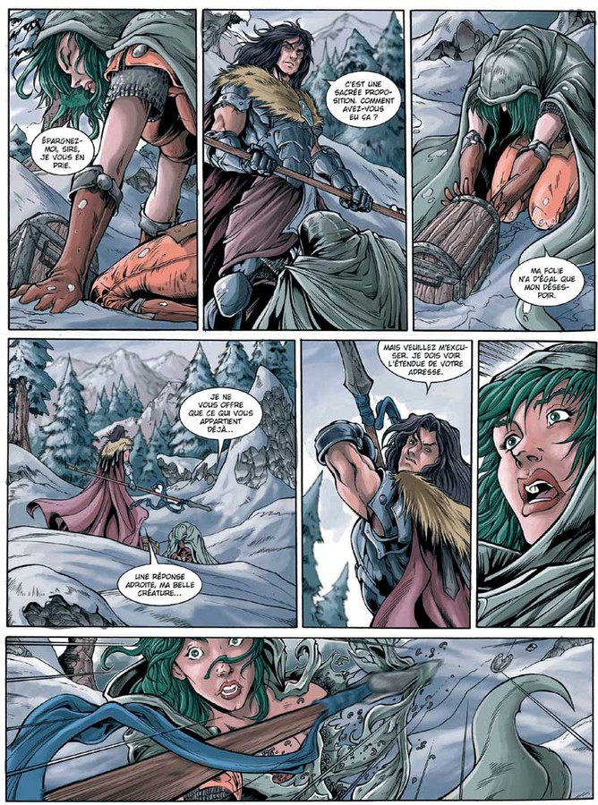 Extrait 2 : Dragonseed - Numérique T1 : De cendres et de sang