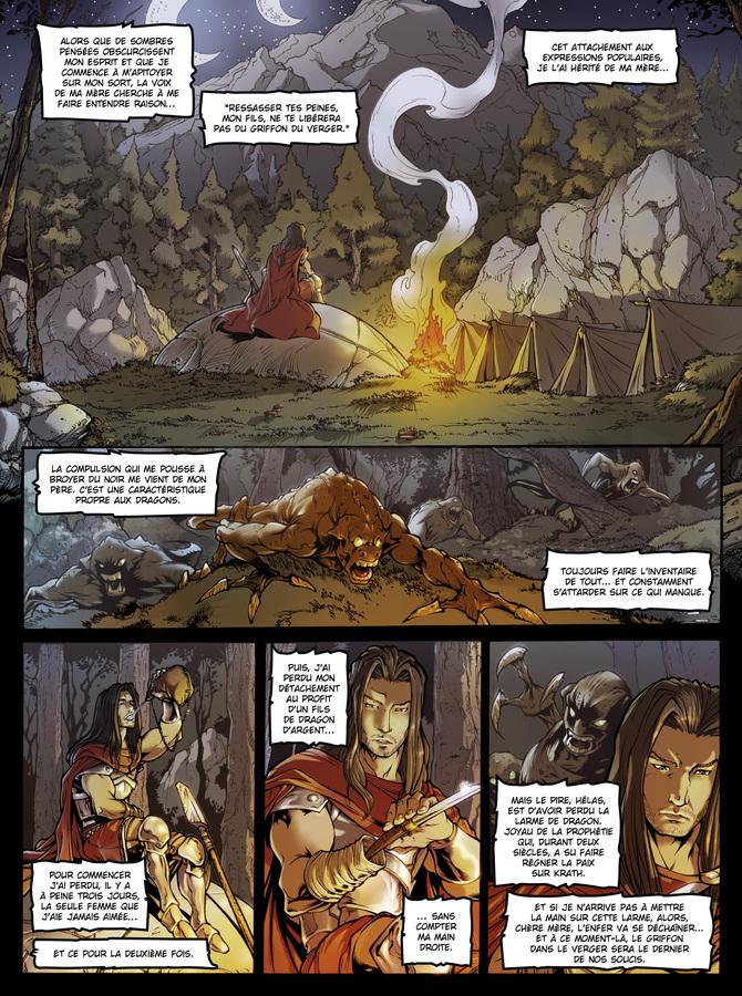 Extrait 0 : Dragonseed - Numérique T2 : L'Étreinte du Griffon