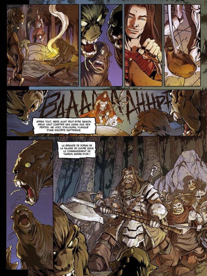 Extrait 2 : Dragonseed - Numérique T2 : L'Étreinte du Griffon