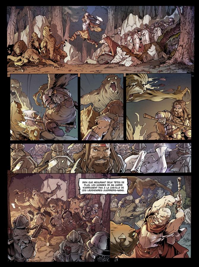 Extrait 3 : Dragonseed - Numérique T2 : L'Étreinte du Griffon
