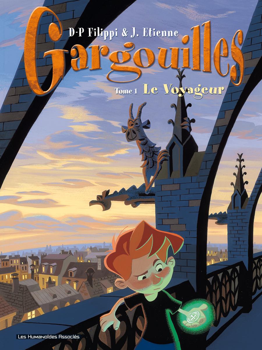 Gargouilles - Numérique T1 : Le Voyageur