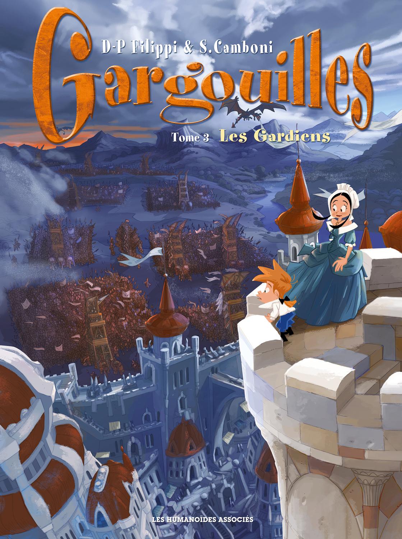 Gargouilles - Numérique T3 : Les Gardiens