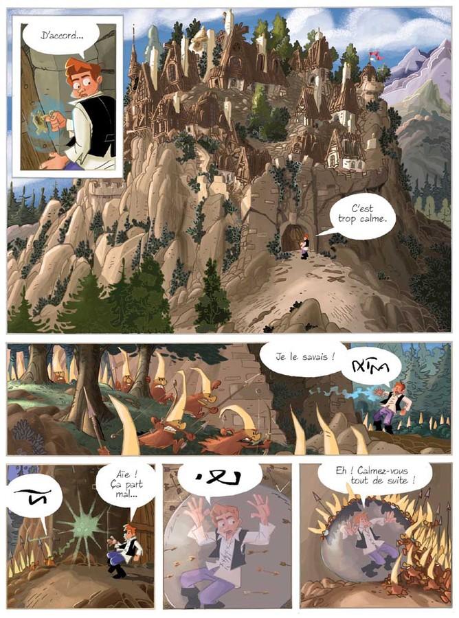 Extrait 1 : Gargouilles - Numérique T4 : Phidias