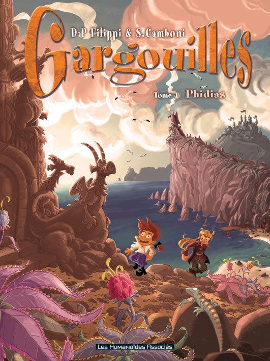 Gargouilles - Numérique T4 : Phidias