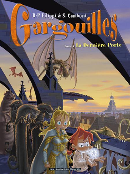 Gargouilles - Numérique T7 : La Dernière Porte