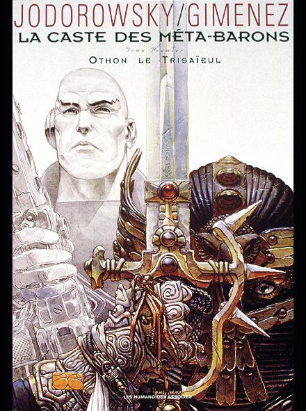 La Caste des Méta-Barons - Numérique T1 : Othon le Trisaïeul