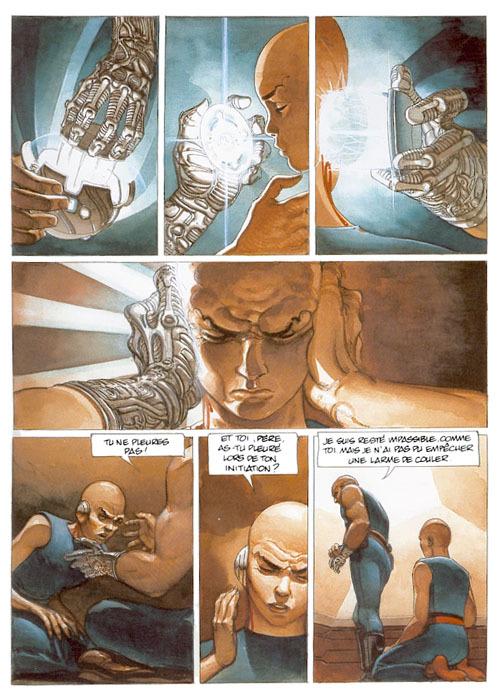 Extrait 1 : La Caste des Méta-Barons - Numérique T1 : Othon le Trisaïeul
