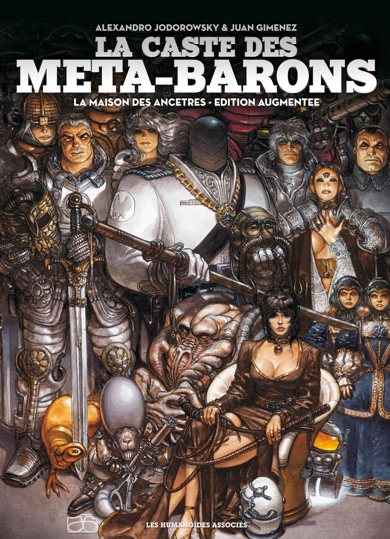 La Caste des Méta-Barons - Numérique T9 : La Maison des ancêtres