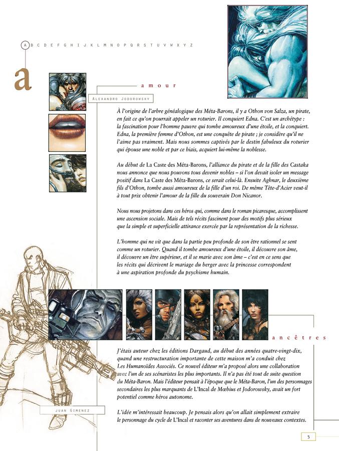 Extrait 1 : La Caste des Méta-Barons - Numérique T9 : La Maison des ancêtres