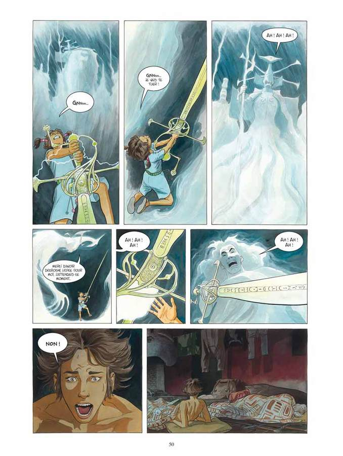 Extrait 2 : Les Epées de verre - Numérique T1 : Yama
