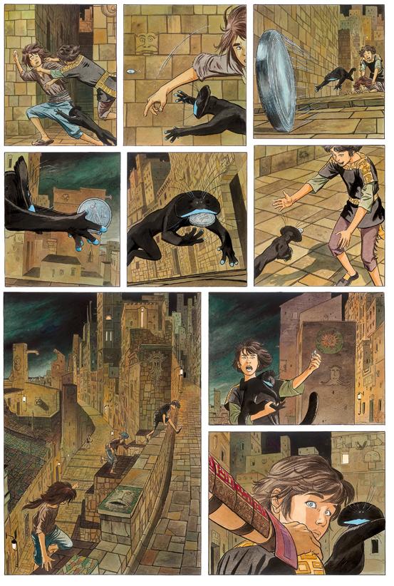 Extrait 0 : Les Epées de verre - Numérique T2 : Ilango