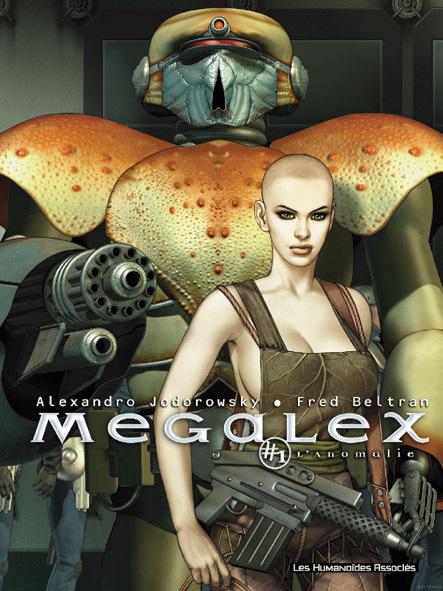 Megalex - Numérique T1 : L'Anomalie