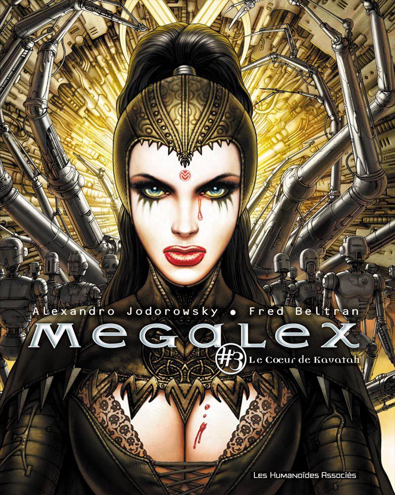 Megalex - Numérique T3 : Le Cœur de Kavatah