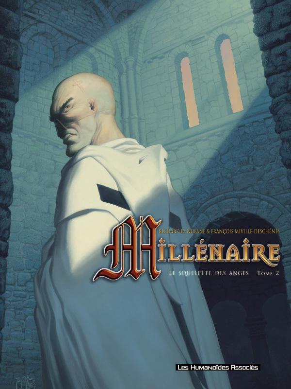Millénaire - Numérique T2 : Le Squelette des Anges