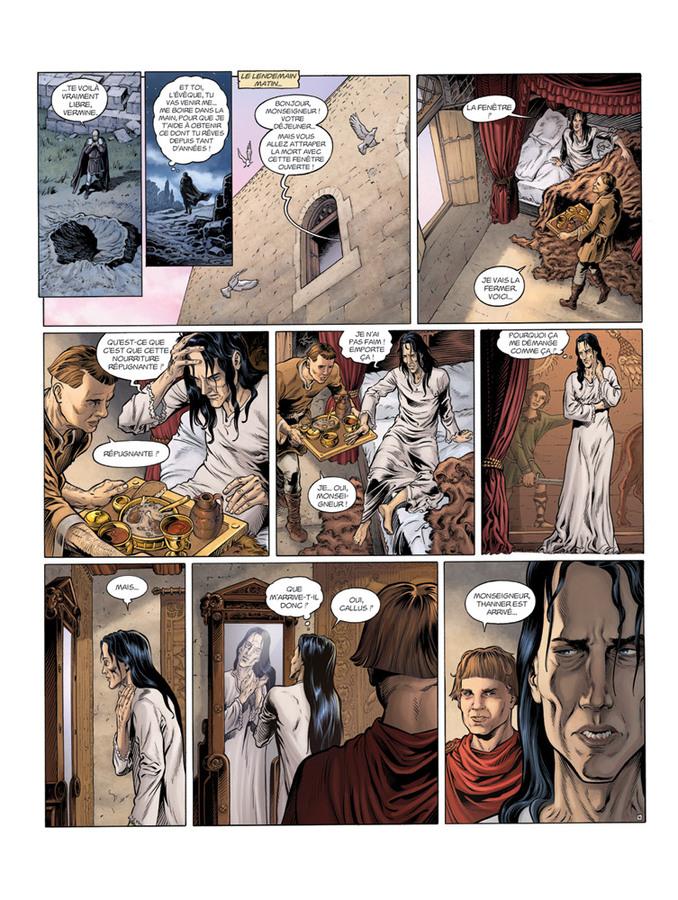 Extrait 0 : Millénaire - Numérique T5 : L'ombre de l'Antéchrist