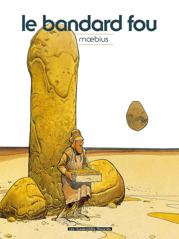 Mœbius Œuvres - Numérique : Le Bandard Fou classique