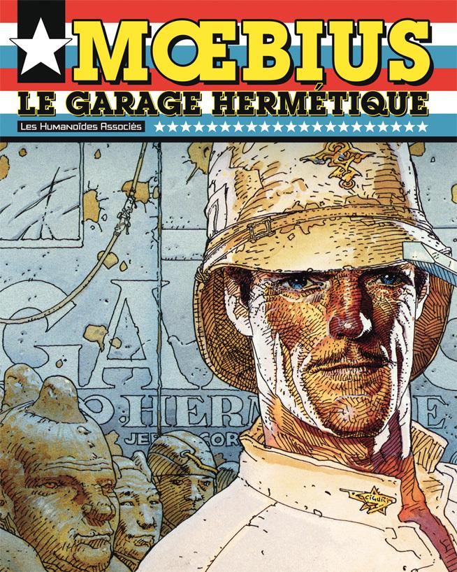 Mœbius Œuvres - Numérique : Le Garage hermétique USA