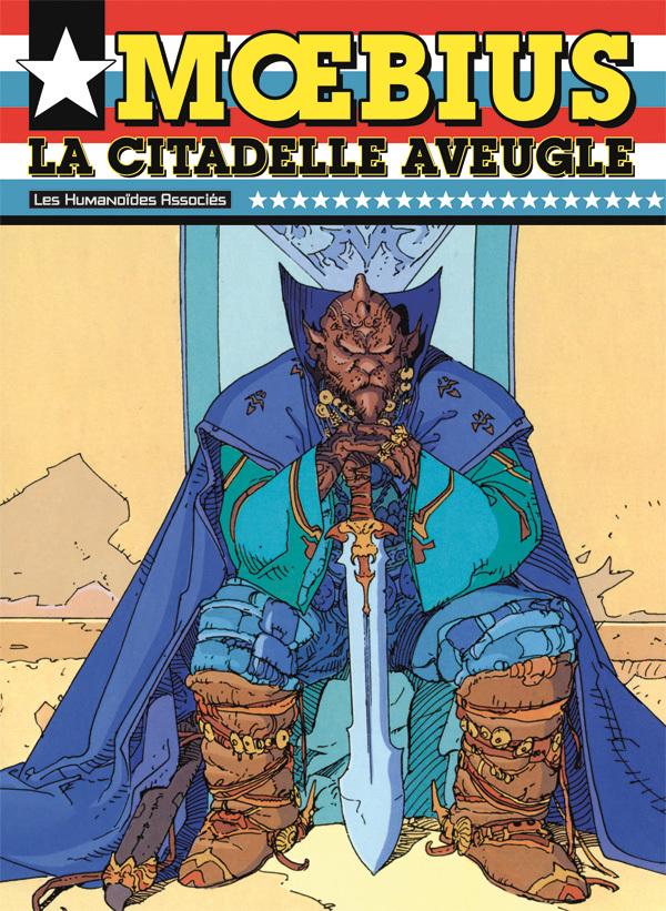 Mœbius Œuvres - Numérique : La Citadelle Aveugle USA
