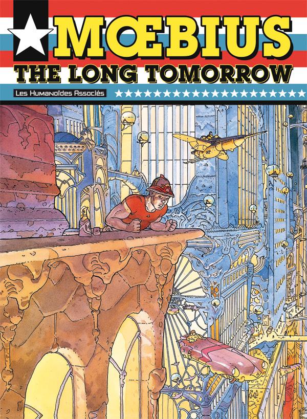 Mœbius Œuvres - Numérique : The Long Tomorrow USA