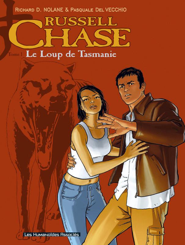 Russell Chase - Numérique T1 : Loup de Tasmanie