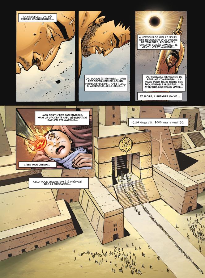 Extrait 1 : Sanctuaire Redux - Numérique T5 : Le Cortège des sacrifiés