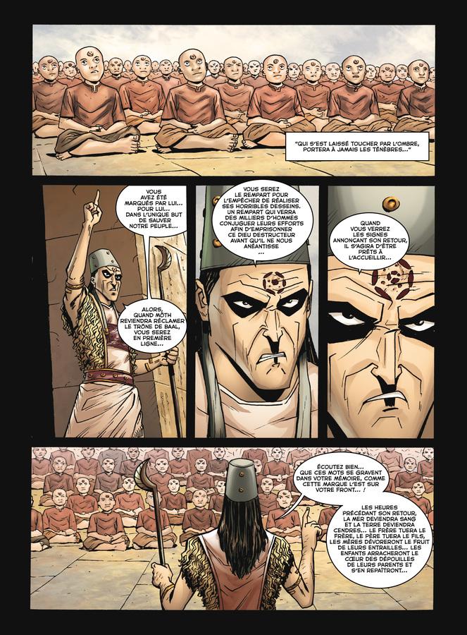 Extrait 2 : Sanctuaire Redux - Numérique T5 : Le Cortège des sacrifiés