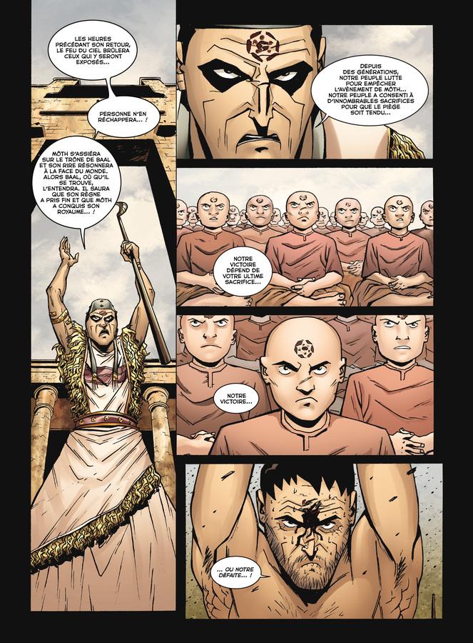 Extrait 3 : Sanctuaire Redux - Numérique T5 : Le Cortège des sacrifiés