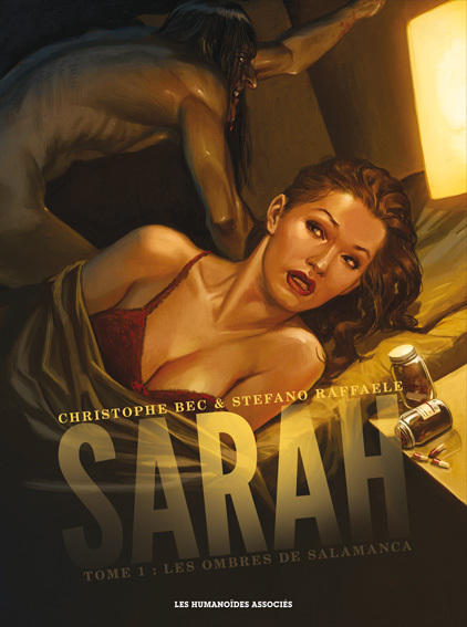 Sarah - Numérique T1 : Les Ombres de Salamanca
