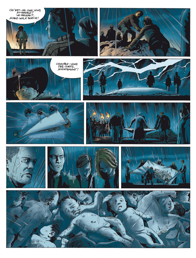 Extrait 1 : Sarah - Numérique T2 : La Créature de la cave