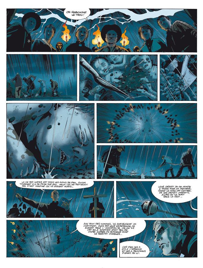 Extrait 2 : Sarah - Numérique T2 : La Créature de la cave