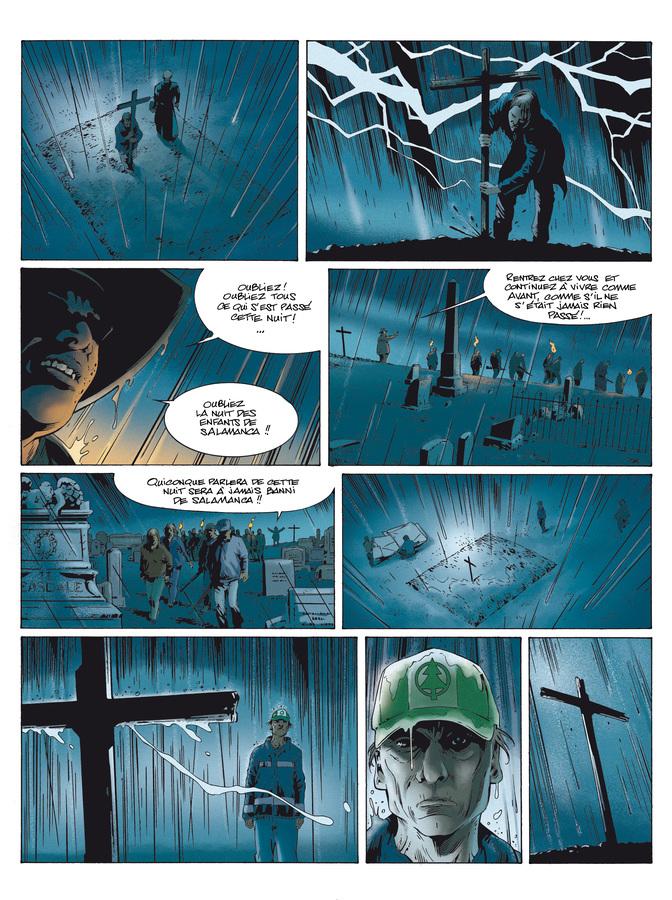 Extrait 3 : Sarah - Numérique T2 : La Créature de la cave