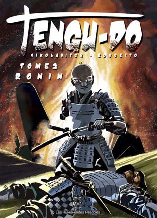 Tengu-Do - Numérique T2 : Ronin