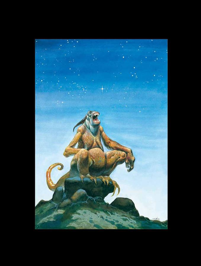 Extrait 2 : Mœbius Œuvres - Numérique : Chroniques métalliques - Recueil d'illustrations