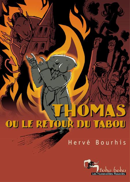 Thomas ou le retour du Tabou - Numérique