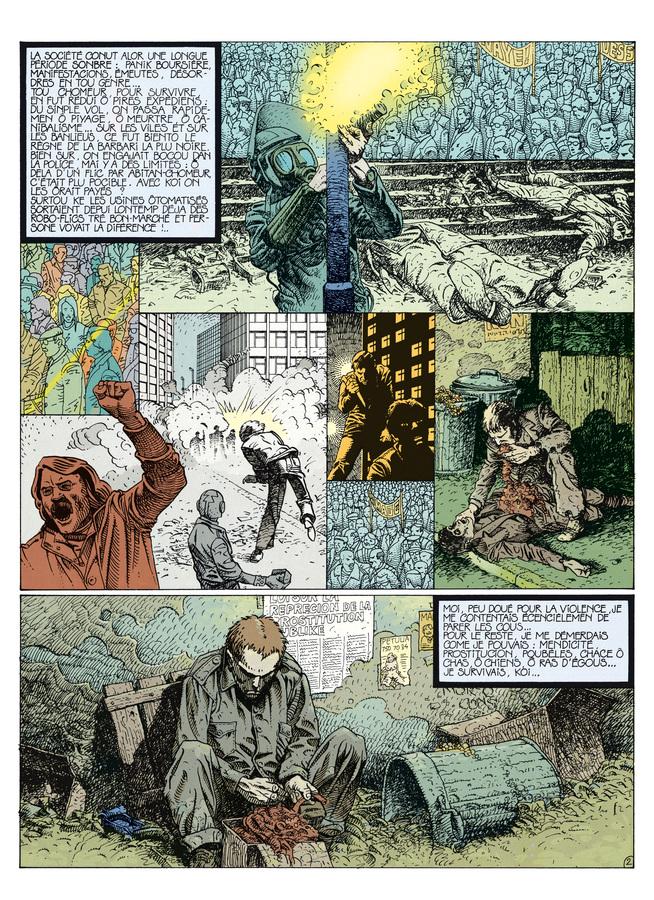 Extrait 1 : Scènes de la vie de Banlieue - Numérique T2 : Accroche-toi au balai, j'enlève le plafond