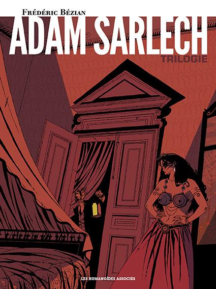 Adam Sarlech - Intégrale
