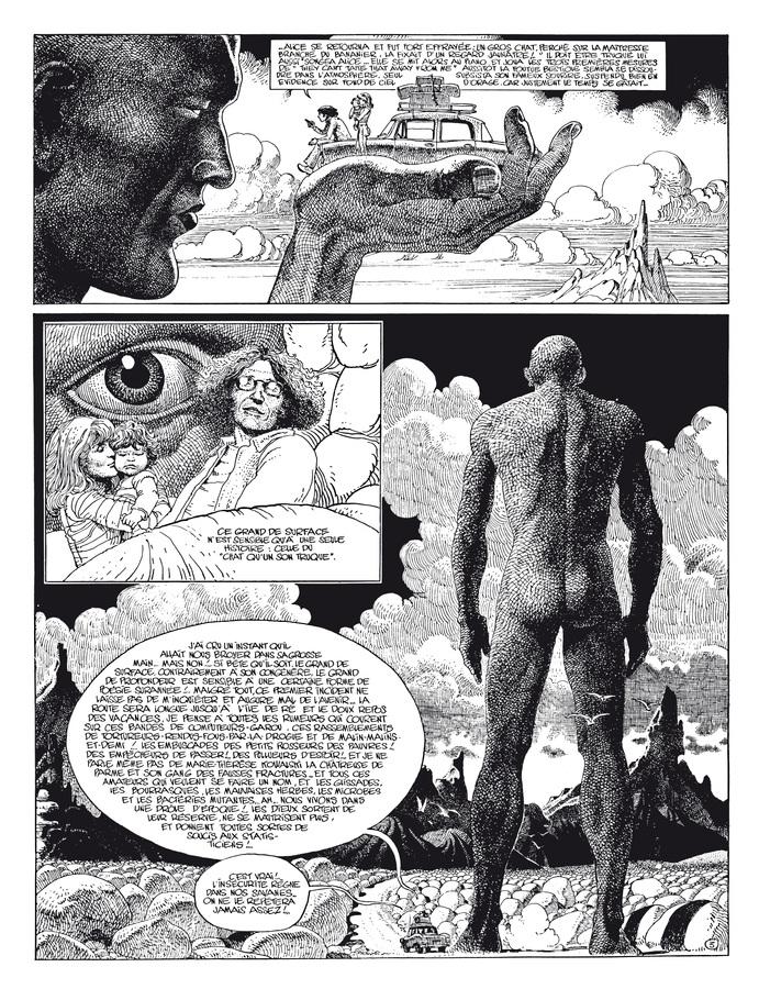 Extrait 2 : Mœbius Œuvres - Coffret : Arzach & Le Bandard fou USA