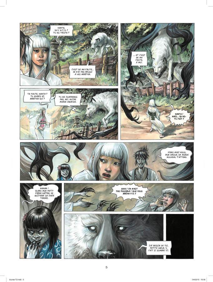 Extrait 2 : Izunas T2 : Yamibushi