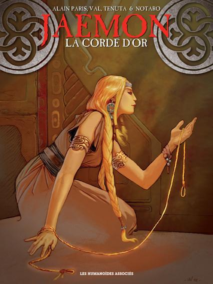 Jaemon - Numérique T3 : La Corde d'or
