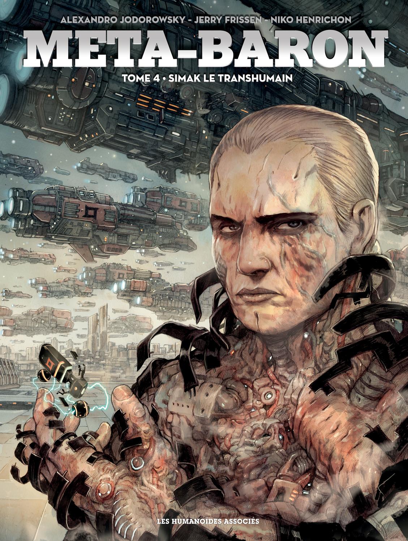 Méta-Baron T4 : Simak Le Transhumain