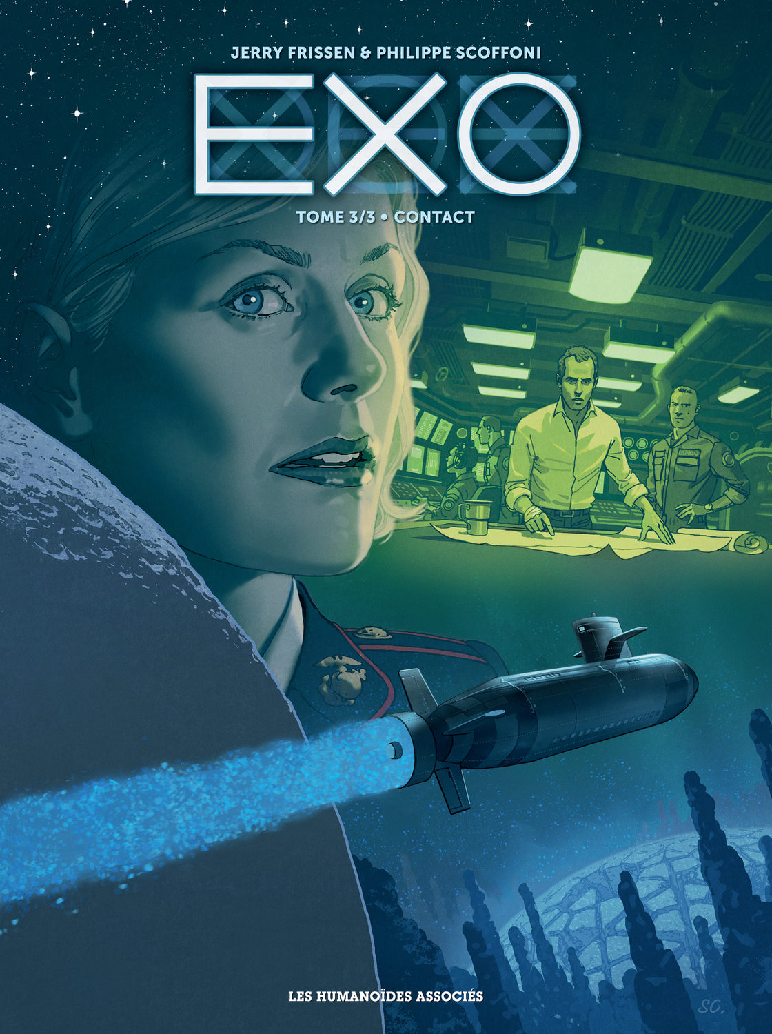 EXO T3 : Contact