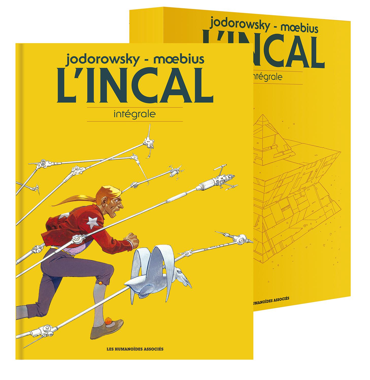 L'Incal - Intégrale sous coffret