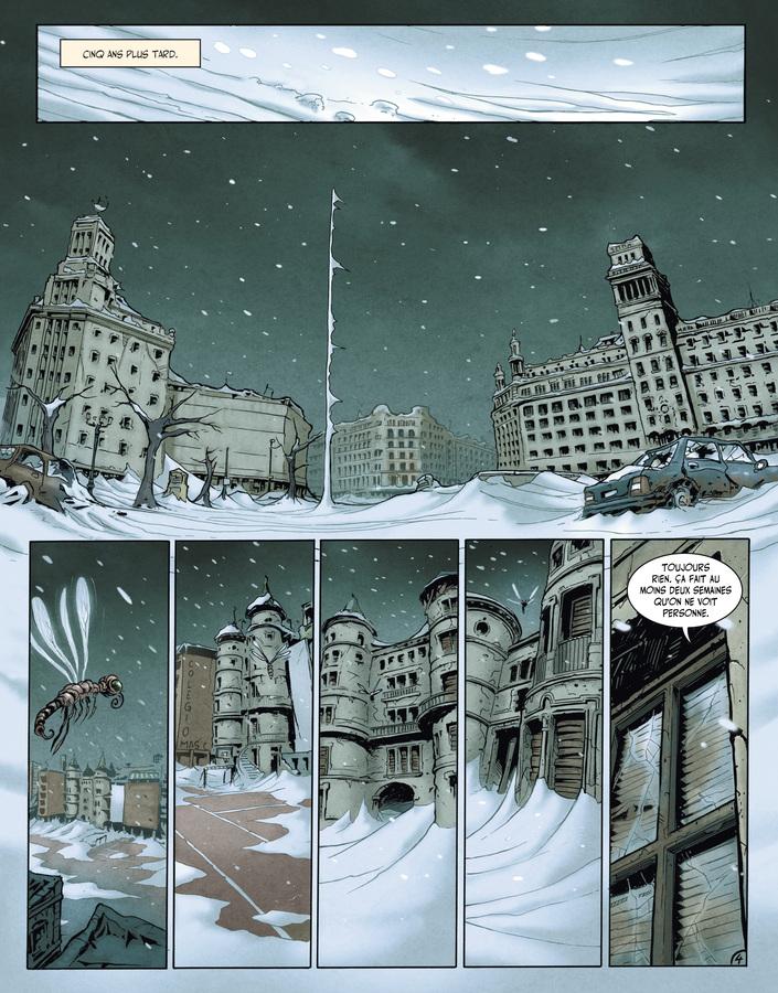 Extrait 3 : La Terre des vampires - Intégrale