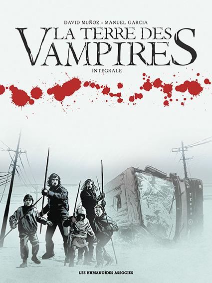 La Terre des vampires - Intégrale